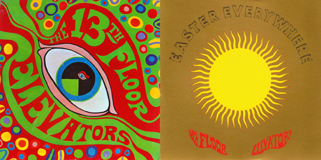 13th Floor Elevators 1st & 2nd album image