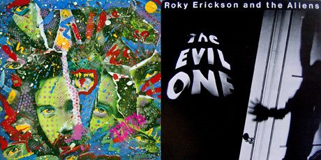 The Evil One LP images
