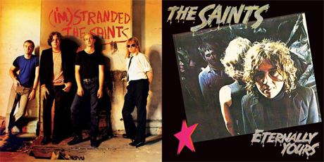 Images for The Saints first two albums