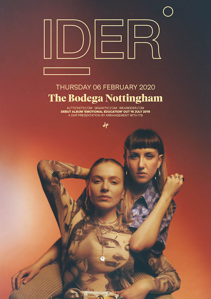 IDER poster image
