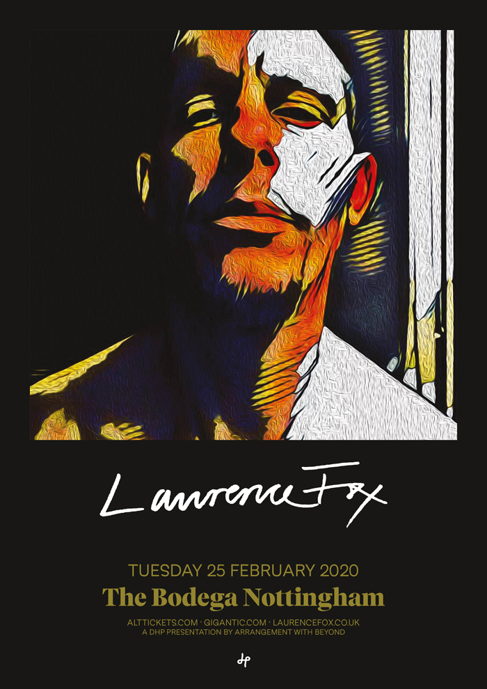 LAURENCE FOX poster image