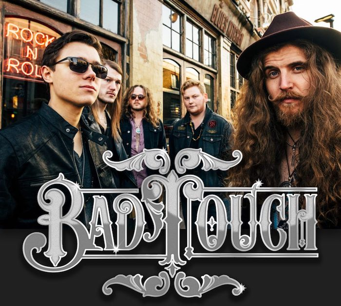 BAD TOUCH promo photo