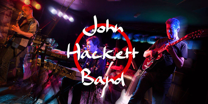 JOHN HACKETT BAND image