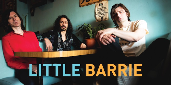 LITTLE BARRIE image