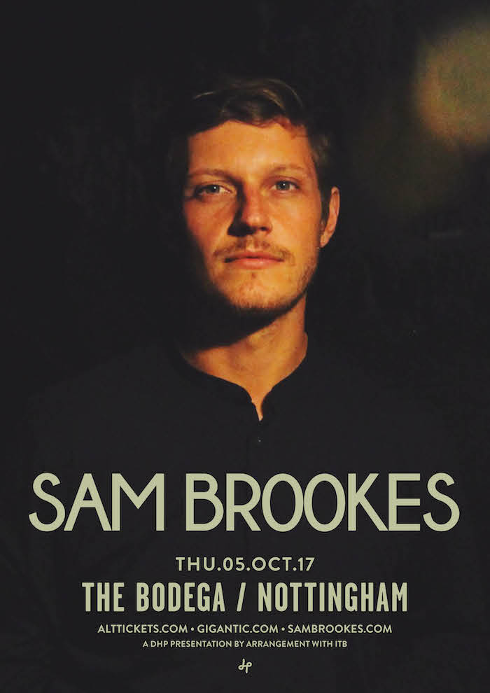 SAM BROOKES poster image