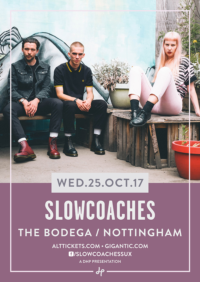 SLOWCOACHES poster