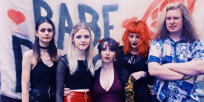 BABE PUNCH promo photo