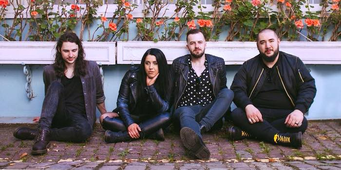 EVA PLAYS DEAD promo photo