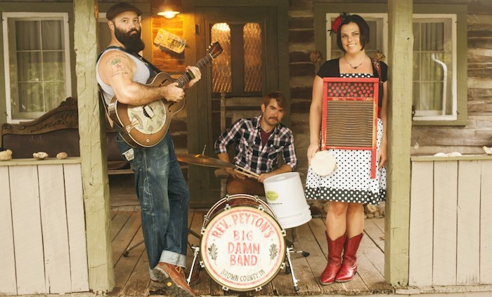 The REVEREND PAYTON'S BIG DAMN BAND photo
