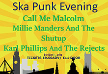 Ska Punk Evening...