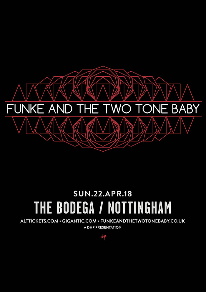 FUNKE & THE TWO TONE BABY poster image
