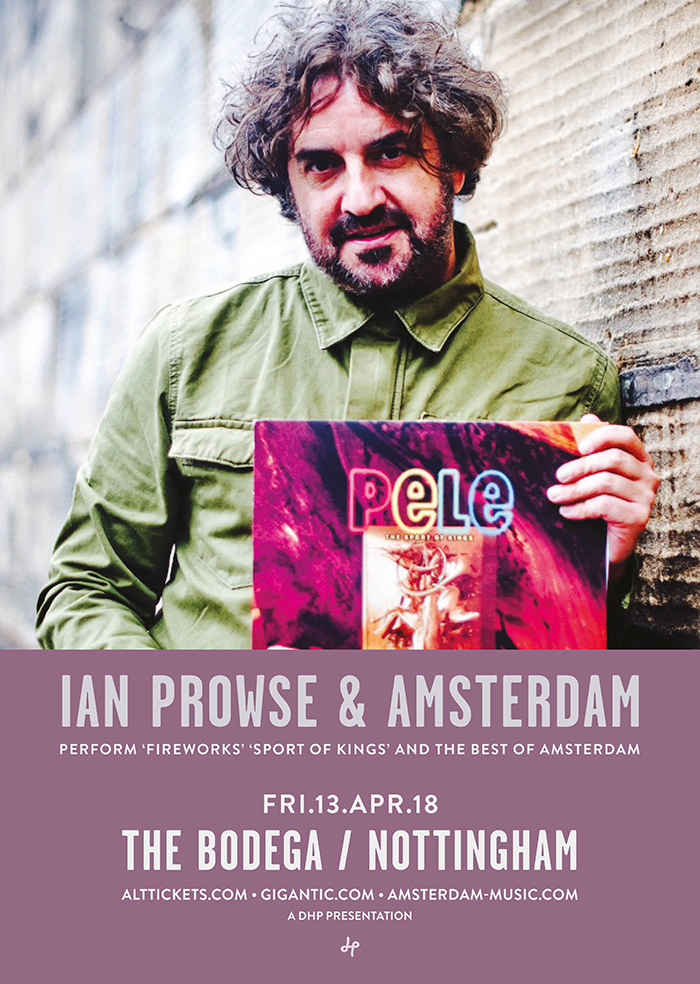 IAN PROWSE poster image
