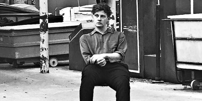BILL RYDER-JONES B&W photo