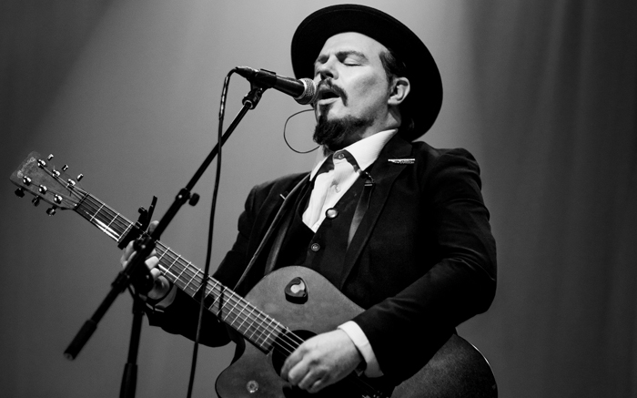 JACK LUKEMAN B&W photo