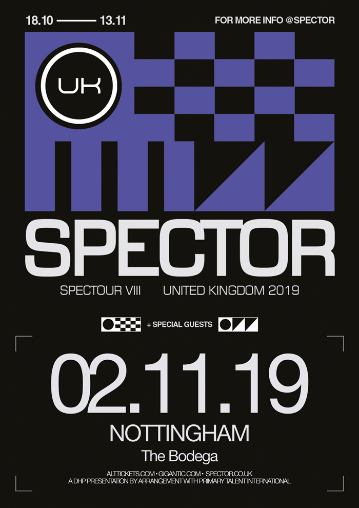 SPECTOR poster image