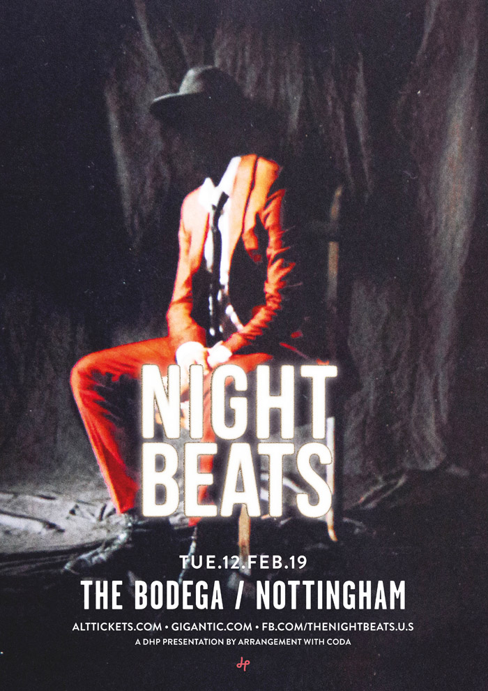 NIGH BEATS poster image