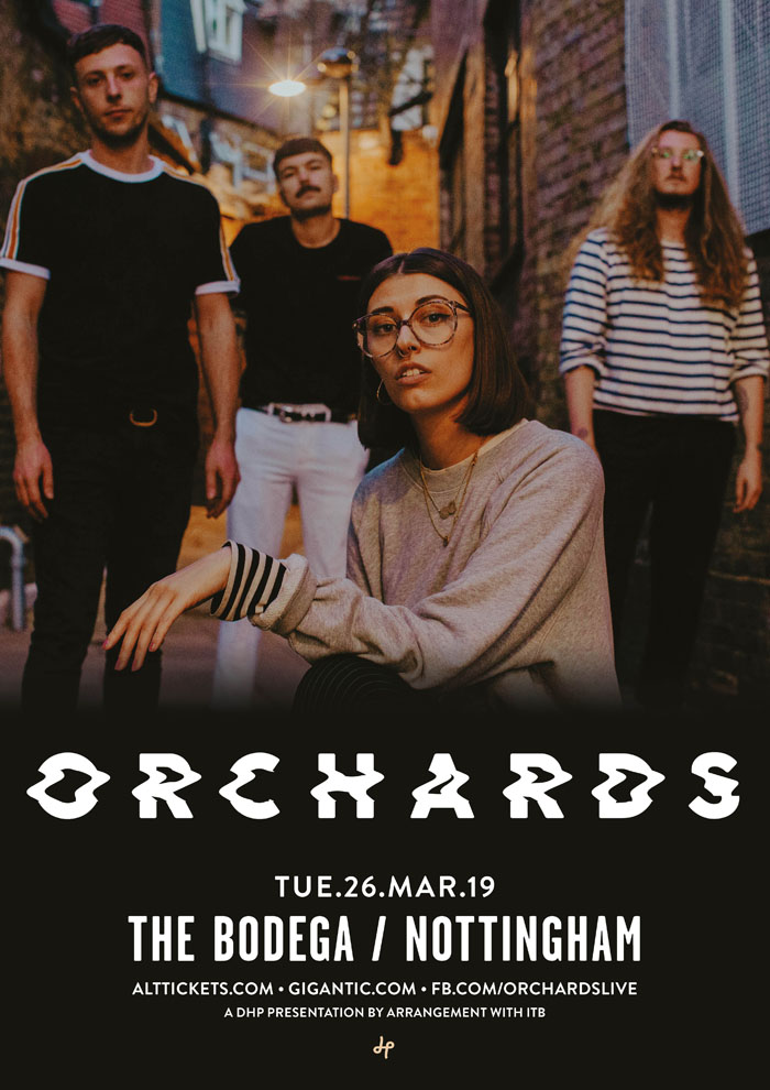 ORCHARDS poster image