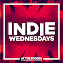 INDIE WEDNESDAY calendar image & link to more information