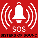 S.O.S./SISTERS OF SOUND calendar image & link to more information