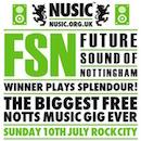 Future Sound Of Nottingham 2015