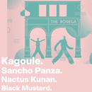 20th Birthday: Kagoule + Special Guests