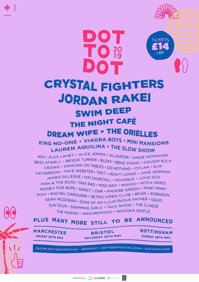 Dot To Dot 2019 Live At The Bodega Nottingham Thebodegasocialclub