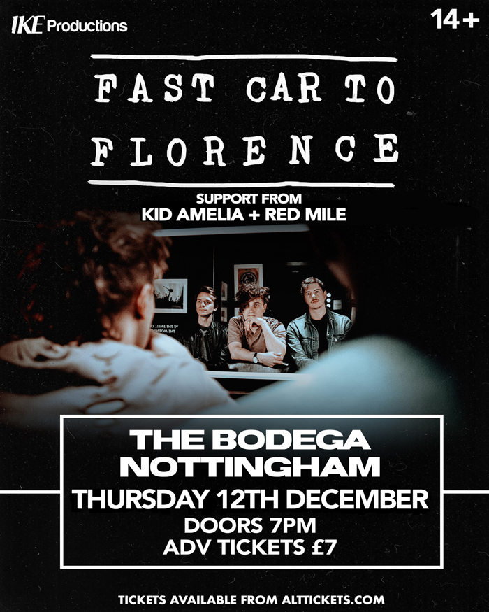 FAST CAR TO FLORENCE poster image