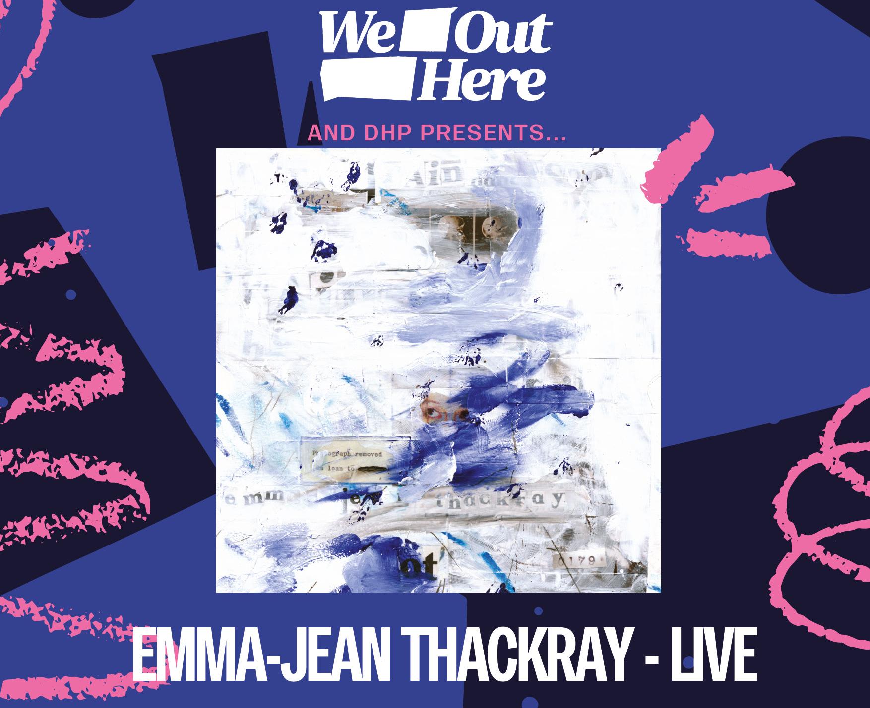 Emma-Jean Thackray Banner image