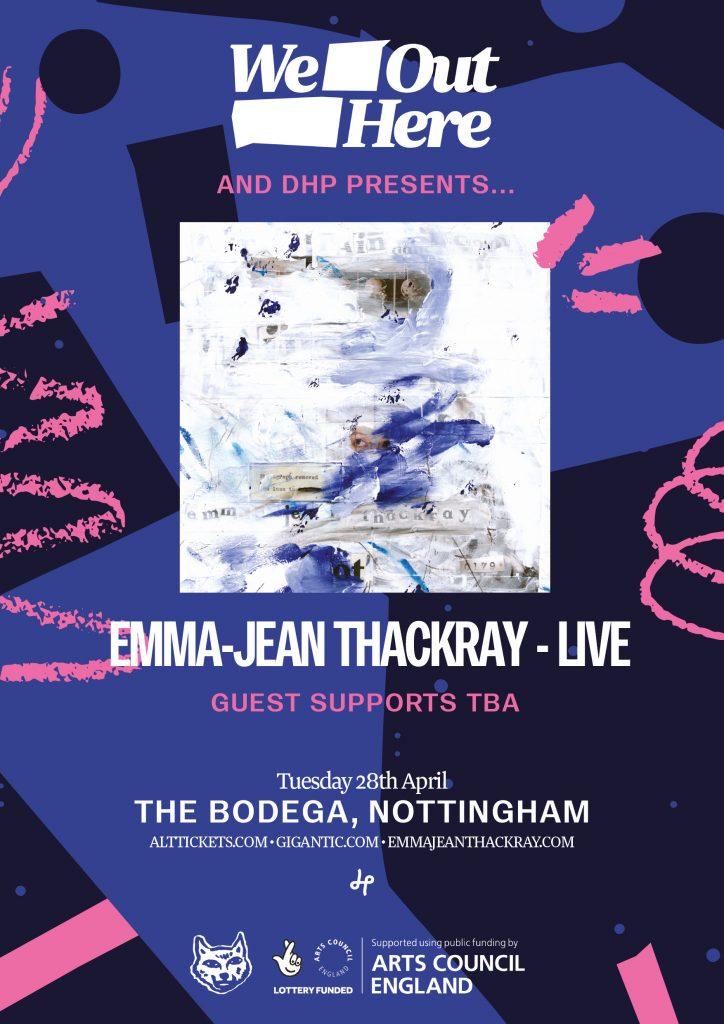 Emma-Jean Thackray poster image